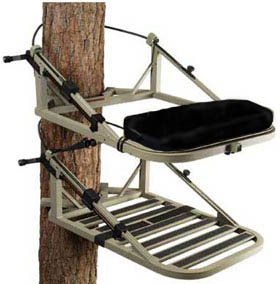 Original Equalizer Geared Leveling Tree Stand
