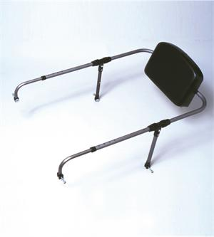 Adjustable Backrest Bar